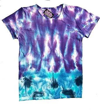 777306c4d5e1a Amazon.com: Purple Haze Tie Dye Shirt: Clothing