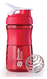 BlenderBottle Sportmixer - Botella de agua y mezcladora, 820ml (1 x 820ml),