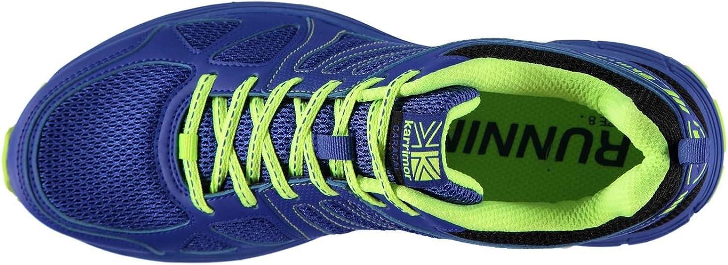 Karrimor Caracal - Zapatillas para correr con cordones para hombre: Amazon.es: Zapatos y complementos