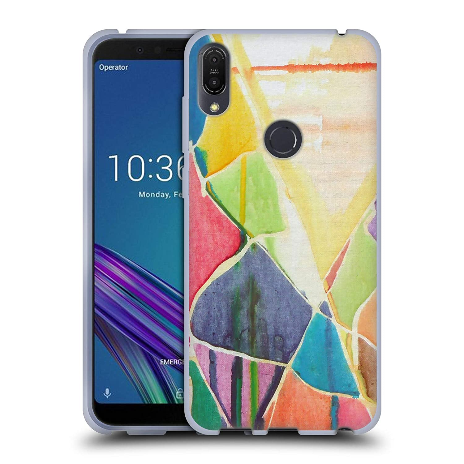 d10fe4f0f7a Amazon.com: Official Lauren Moss Ojos Del Salado Mountains Soft Gel Case for  Zenfone Max Pro (M1) ZB601KL: Cell Phones & Accessories
