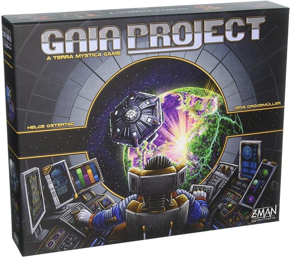 Maldito Games Gaia Project (Castellano): Amazon.es: Juguetes y juegos