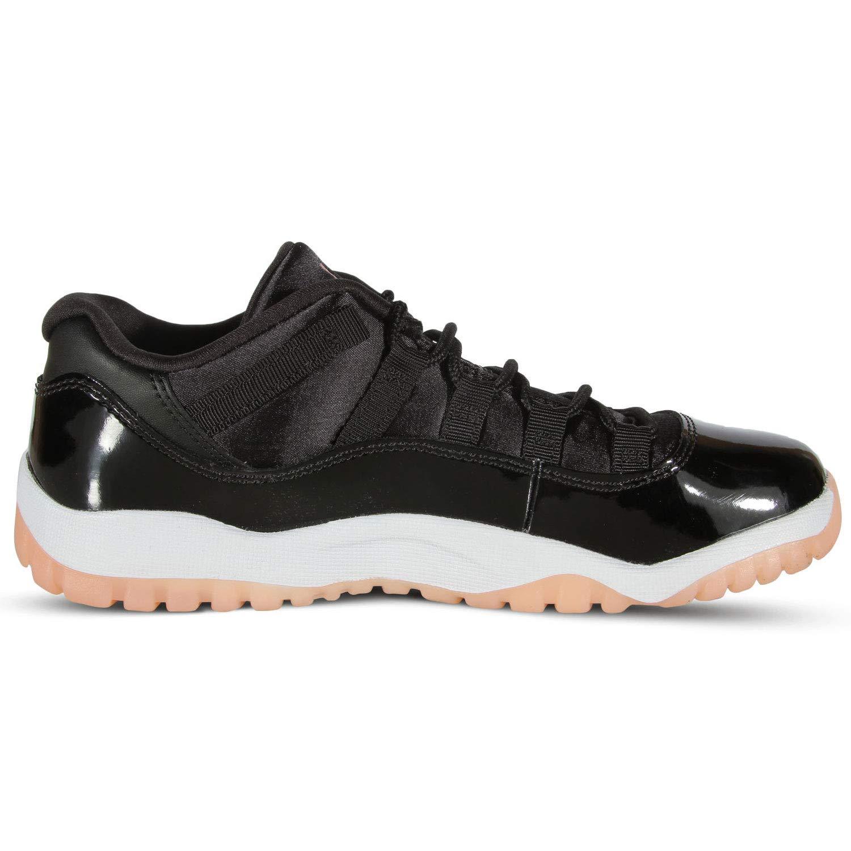 899453c321d Amazon.com | Jordan Retro 11 Low Bleached Coral Black/Bleached Coral-White  (PS) | Sneakers