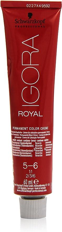 Schwarzkopf Professional Igora Royal 5-6 Tinte - 60 ml