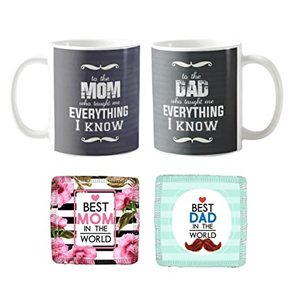 Buy Yaya Cafe Mothers Day For Mother Father Everything Mom Dad I