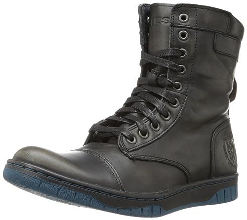 93719533f078 Diesel Men s Tatradium Basket Butch Zip Boot