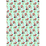 Bulldog Seasonal Cheer - Christmas Gift Wrap & Tags
