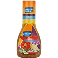 American Garden Italian Dressing - 267ml Bottle