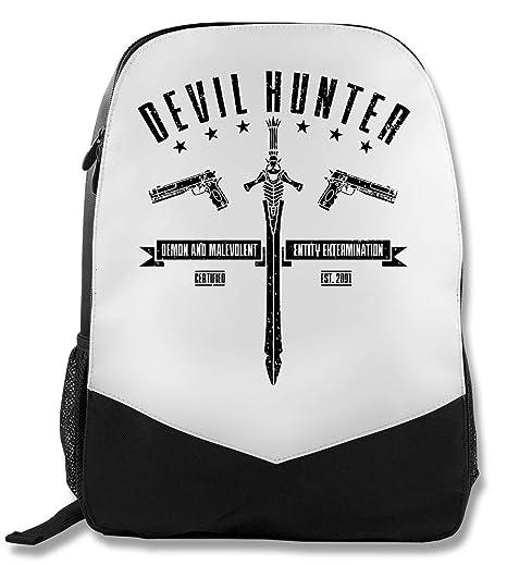 Devil Hunter Mochila: Amazon.es: Equipaje