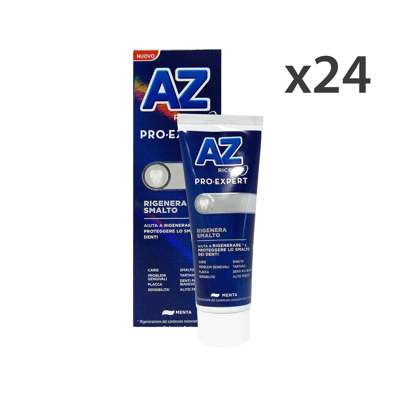 Set 24 AZ Dentifricio PRO-EXPERT Rigenera Smalto 75 Ml. Hautpflege