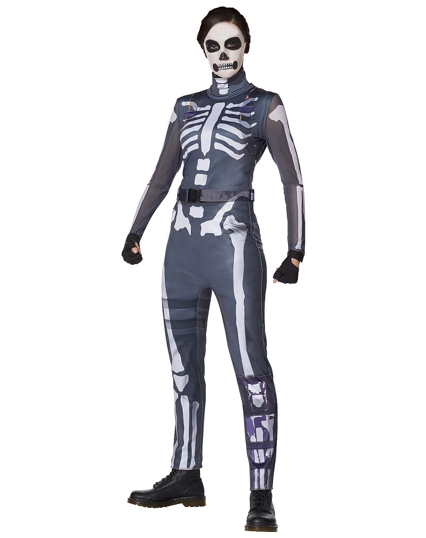 Spirit Halloween Adult Skull Ranger Fortnite Costume | Officially Licensed
