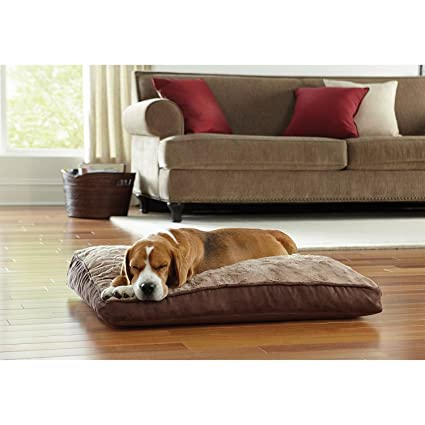Memory Foam Dog Bed From Animal Planet Luxurious For Small To Medium Dogs Best
