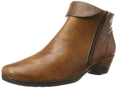 c7a01cc521de Rieker Samara, Women's Cristallin Ankle Boots: Amazon.co.uk: Shoes ...