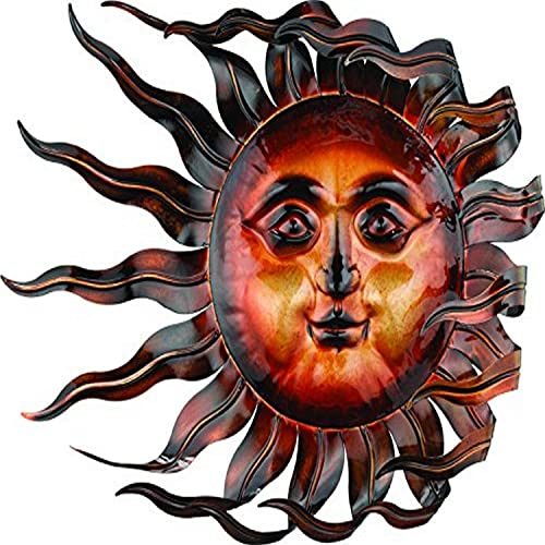 Regal Art Gift Windswept Sun Wall Decor