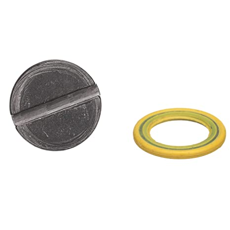 Quicksilver 79953Q04 Lower Unit Gear Lube Drain and Fill Hole Screw and Seal