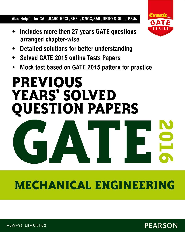Pdf solution gate 2015