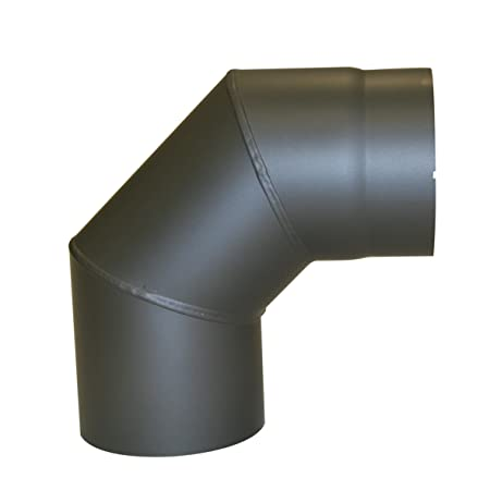 Kamino Flam 90 Elbow Pipe ø 150mm Steel Stove Pipe Elbow Elbow