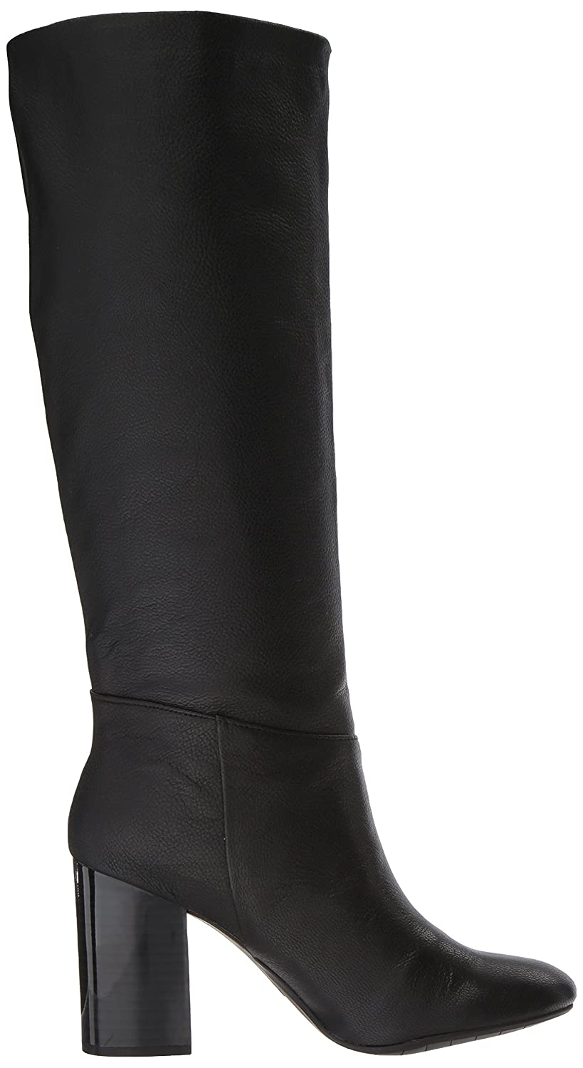 Women's Cherry Tall Shaft Heeled Knee High Boot