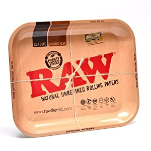 Raw Rolling Tray Large 11