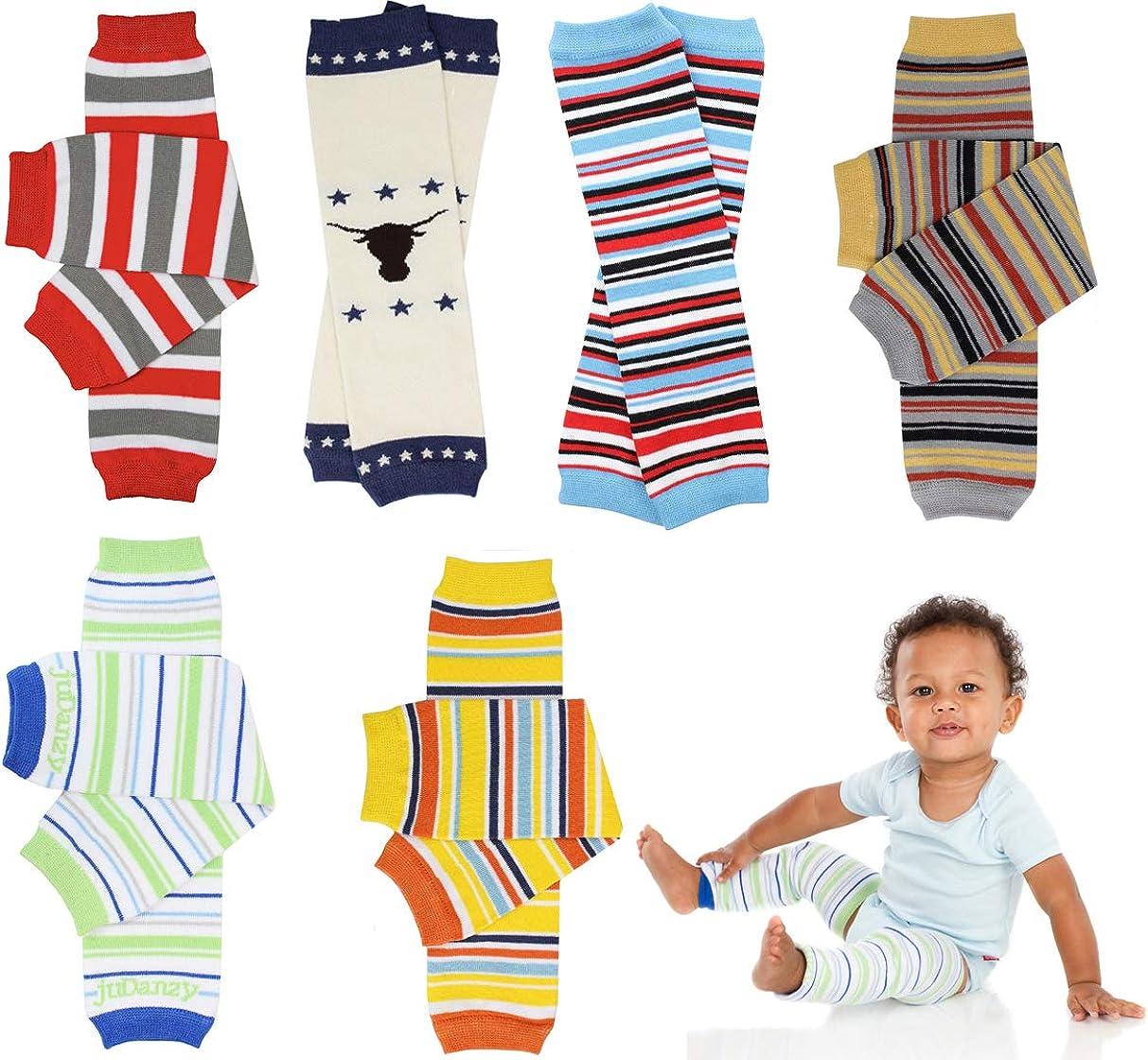 Adorable Baby Toddler Kid Child Star Stripe Hearts Socks Tights Arm Leg Warmers