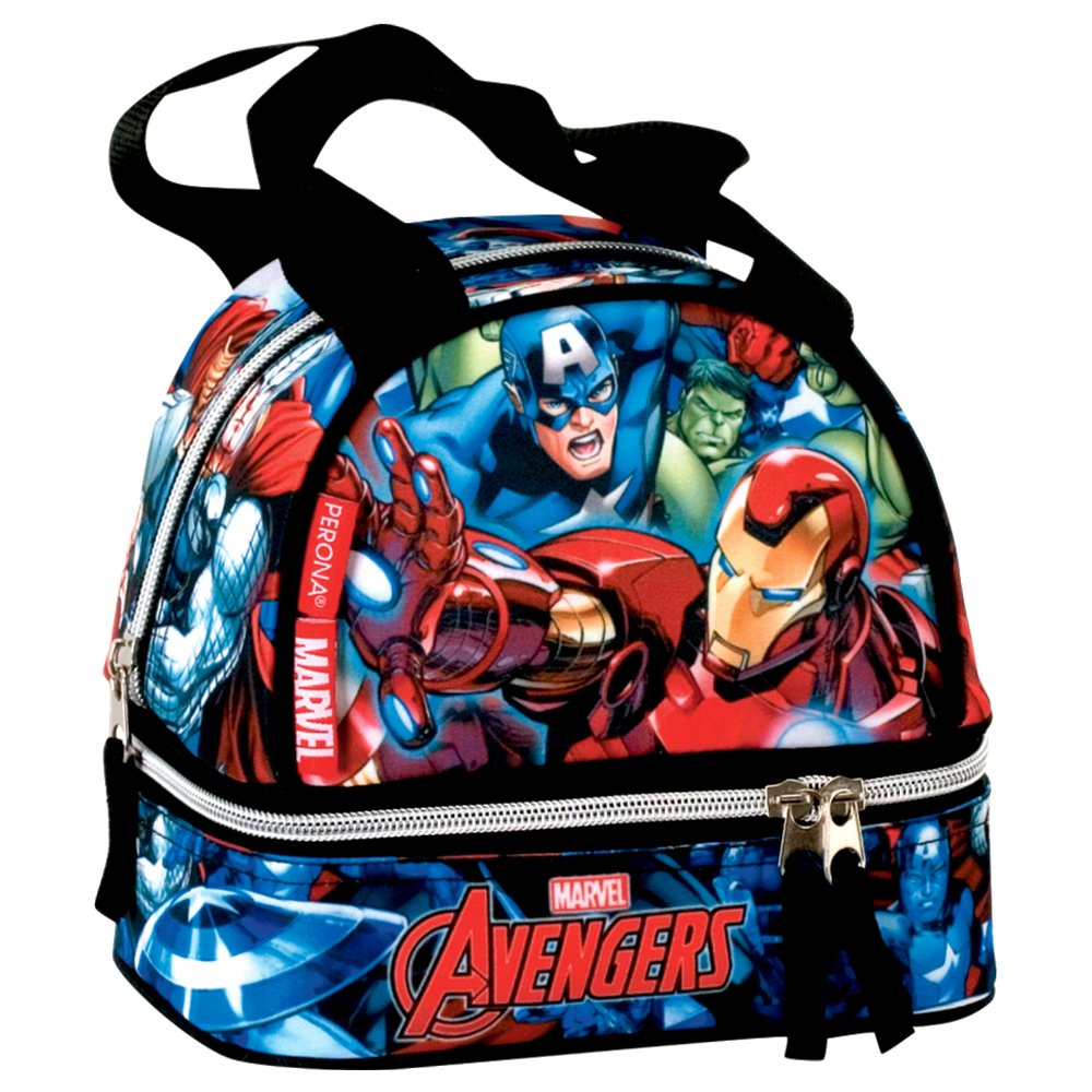 Marvel 54290 Avengers'Return' School Lunch Bag Perona