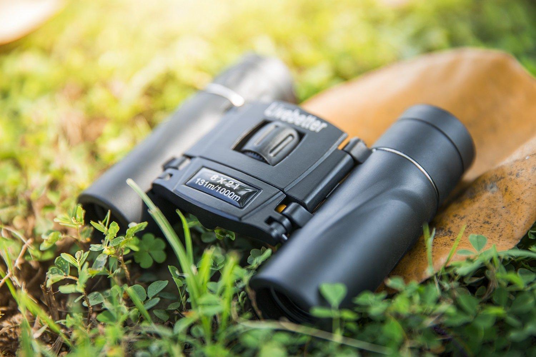 Mini fernglas kompakt falten binocular für kinder: amazon.de: kamera