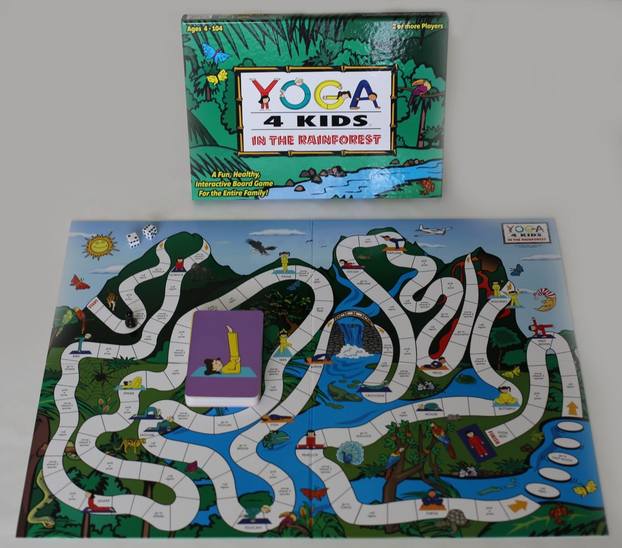 Amazon.com: Yoga 4 Kids Juegos: Toys & Games