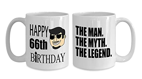 Amazon.com: Feliz cumpleaños taza de café, tazas, taza 11 oz ...