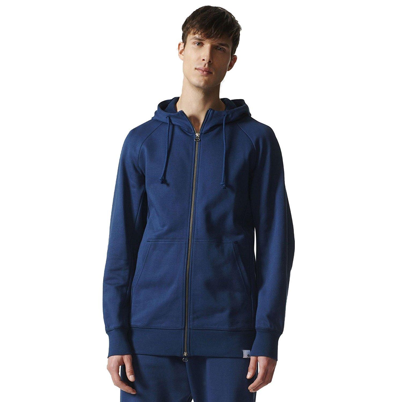 544406500b81 Amazon.com  adidas Men s XBYO Hoodie Mineral Blue CD8522  Shoes