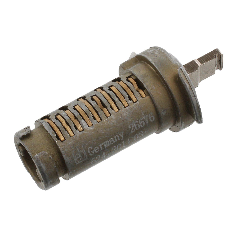 Febi 26676 Schließzylinder für Zündschloss mit Schlüssel