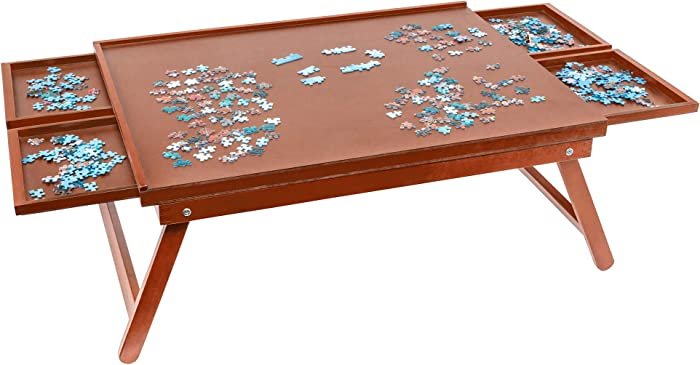 Top 10 Wood Puzzles Furniture