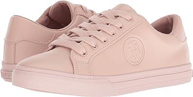 f81bec11f756 Tommy Hilfiger Women s Luka Light Pink Leather 8.5 ...