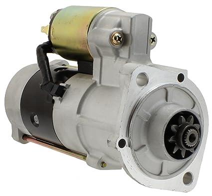 718JXrDWoML._SX425_ amazon com new starter kubota tractor m6800 m8200 m8540 m9000 1c010