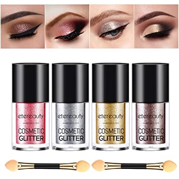 Beauty Essentials 35 Colors Cosmetics Eyes Lip Face Makeup Glitter Shimmer Powder Monochrome Eyes Baby Bride Pearl Powder Glitters Shining Make Up