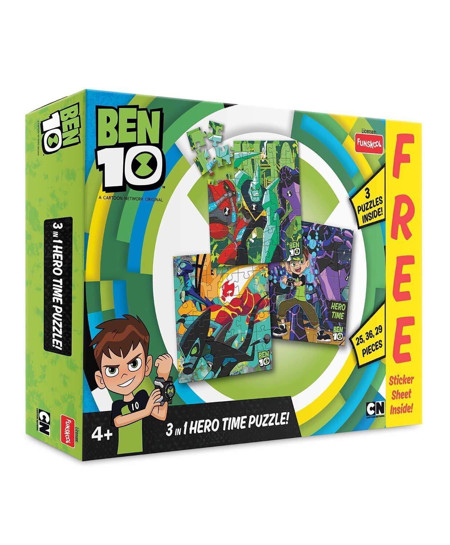 最安 Ben - 10 - Timeパズル B07D1PBFFC Hero Timeパズル B07D1PBFFC, 新顔野菜で健康SHOP:0f0e79a5 --- a0267596.xsph.ru