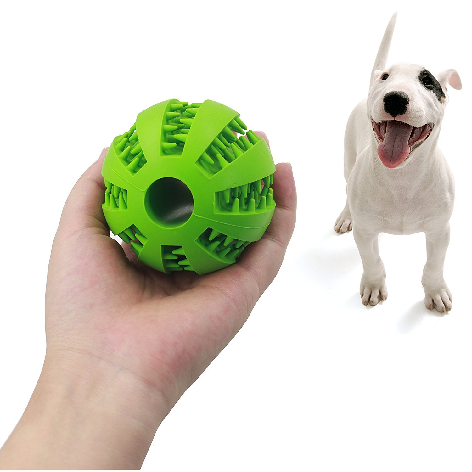 Pet Supplies IQ Treat Ball [Chew Toy] FOR DOGS & CATS [Dental