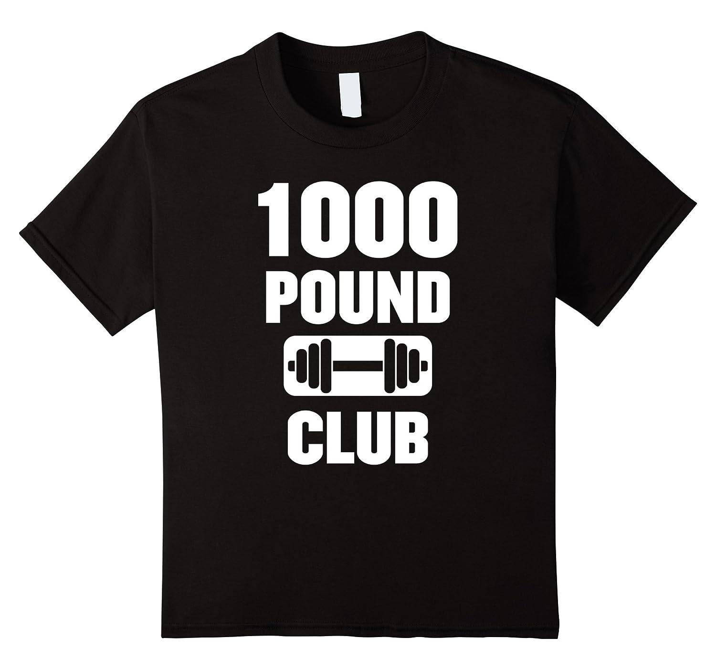 Mens Pound Powerlifting T shirt Asphalt-Awarplus