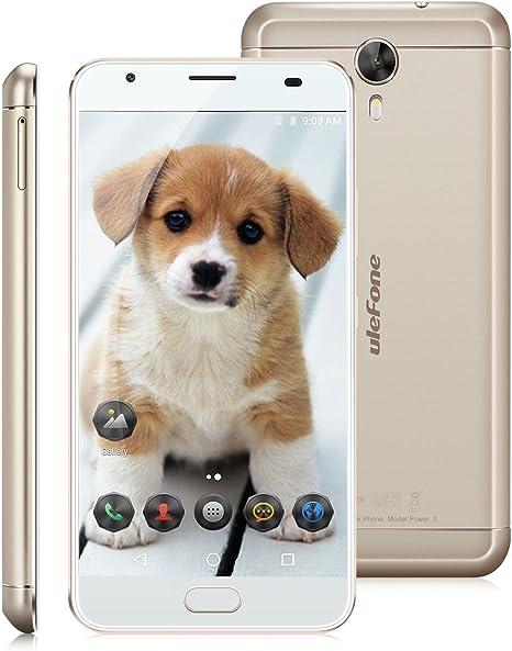 Ulefone Mix - Smartphone dorado: Amazon.es: Informática