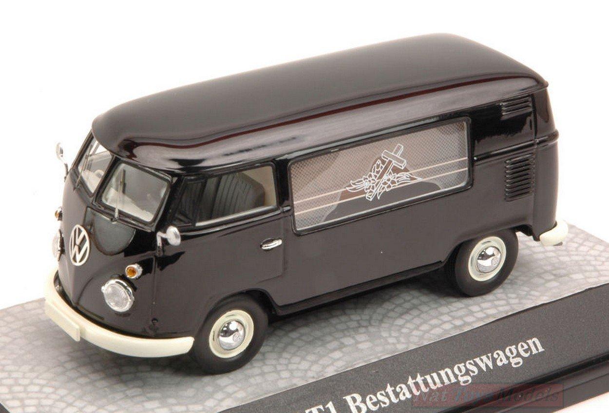 Premium Classixx PREM18480 Volkswagen T1 HEARSES BESTATTUNGSWAGEN 1:43 Die Cast