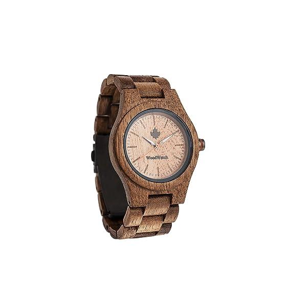 Core koaholz 36 mm   Madera Reloj para mujer y hombre   la Wood Watch Relojes
