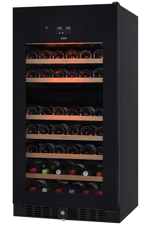 さくら製作所 二温度管理式ワインセラー 78本収納 SV78 78本収納  B078TX6LFS
