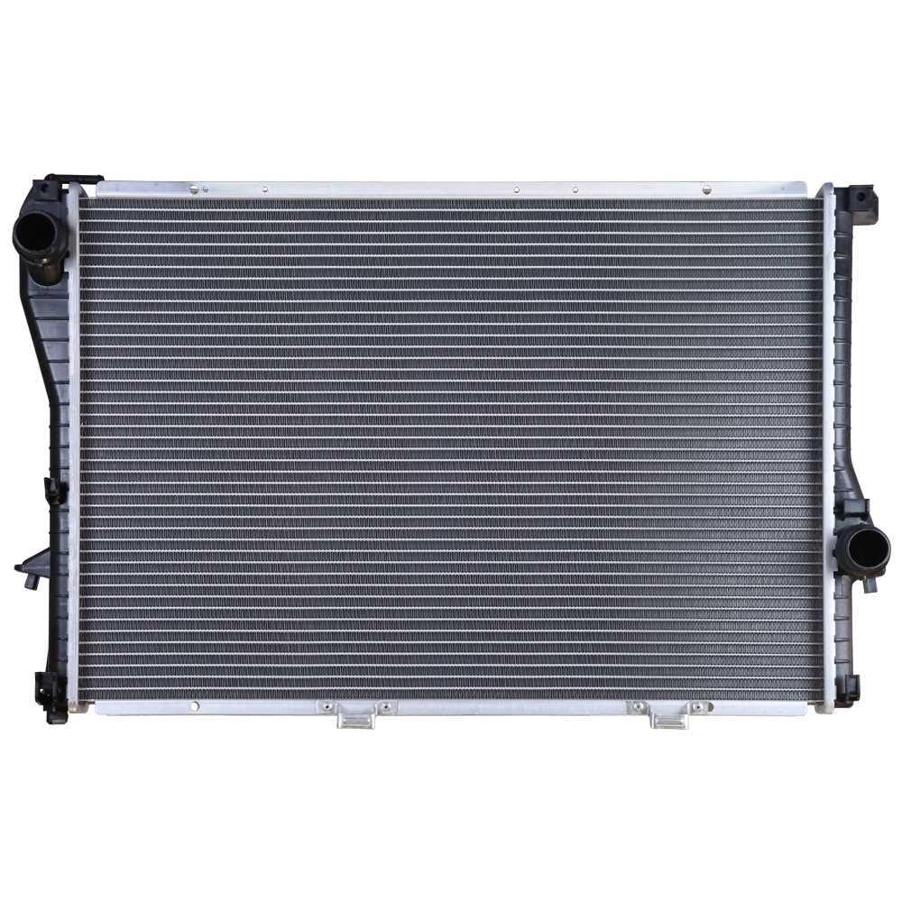 Prime Choice Auto Parts RK844 New Aluminum Radiator