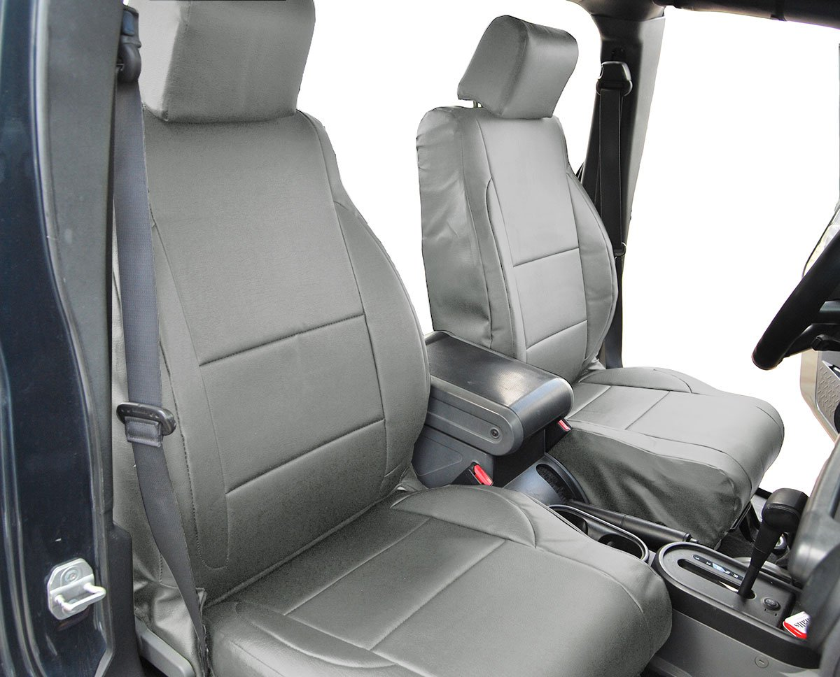 Superb Amazon Com Iggee Jeep Wrangler Jk 4Doors 2007 2012 Grey Gamerscity Chair Design For Home Gamerscityorg
