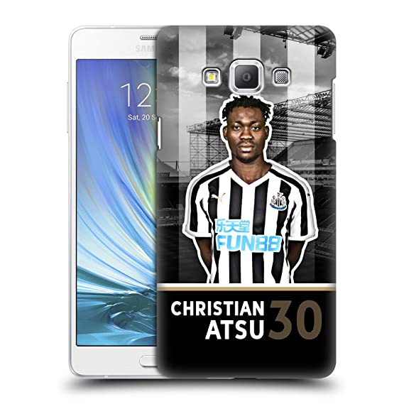 5f472c767577 Amazon.com: Official Newcastle United FC NUFC Christian Atsu 2018/19 ...