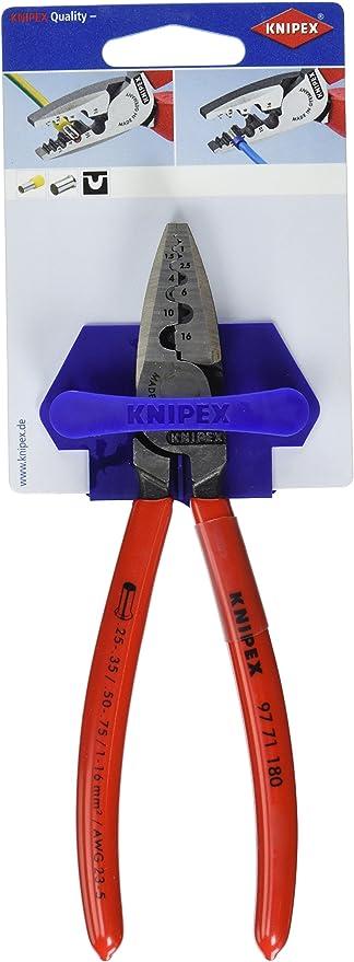 Knipex 97 71 180 SB Alicates Crimp