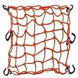 Baoblaze Motorcycle Luggage Net Rope Bike Bungee