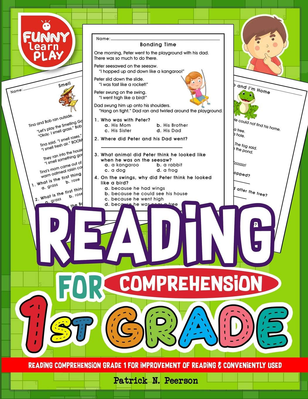 - Reading Comprehension Grade 1 For Improvement Of Reading