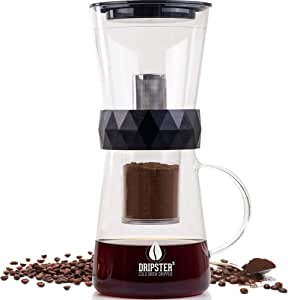 Amazon.com: Dripster 2-In-1 Cold Brew Dripper - Cold Brew ...