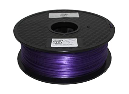 Colorme3D Calidad Impresora 3D PETG Filamento Minnesota Púrpura ...