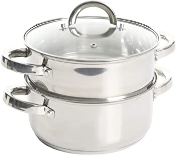 Oster Stainless Steel Dual Purpose Tamale Steamer