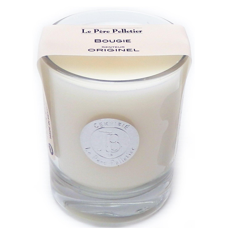 Le Père Pelletier LPP : Bougie Parfumée 15 heures - Parfum d'Ambiance pour Maison Intérieur (Pivoine) Mathilde M